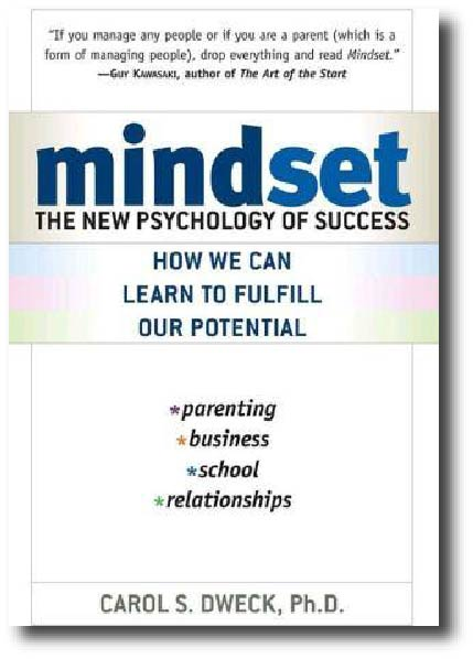Mindset-TheNewPsychologyOfSuccess
